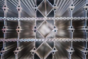 estrusi in alluminio
